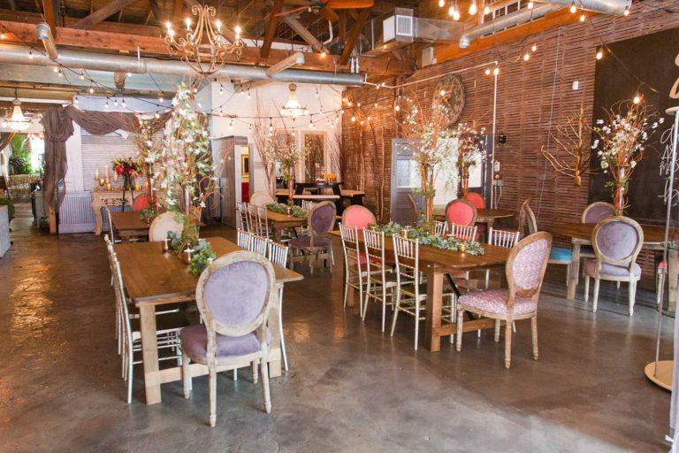Bar Receptions Venue On Brick 115